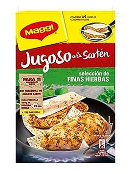 Maggi Jugoso a la Sartén Selección Finas Hierbas - Papel ...