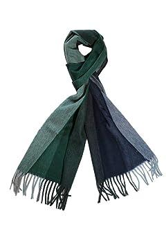 Wool Angora Scarf ALLAA 18752: Green
