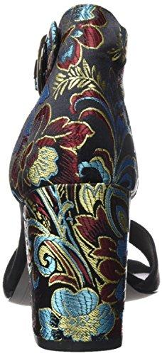 Mujer Sandalia Negro para con 28368 Comb Pulsera Black Tamaris A7qZSw