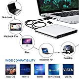 External Blu Ray CD DVD Drive 3D, USB 3.0 and