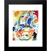 Improvisation 31 (Sea Battle) 20x24 Framed Art Print by Wassily Kandinsky