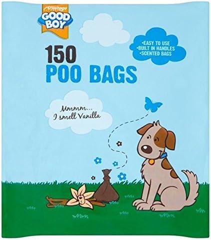 Good Boy Poo Bags 150 per pack PACK OF 2