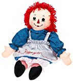 "Applause 30"" Raggedy Ann Button Eye Doll"