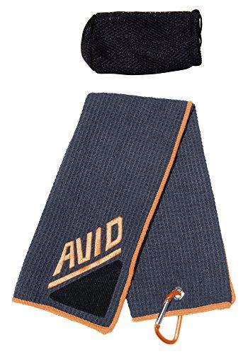 Gray Orange Towel Scrub Brush product image