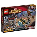 LEGO Superheroes 76020 Knowhere Escape Mission Building Set (Discontinued by manufacturer)