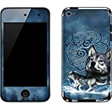 Fantasy & Dragons iPod Touch (4th Gen) Skin - Celtic Wolf Vinyl Decal Skin For Your iPod Touch (4th Gen)