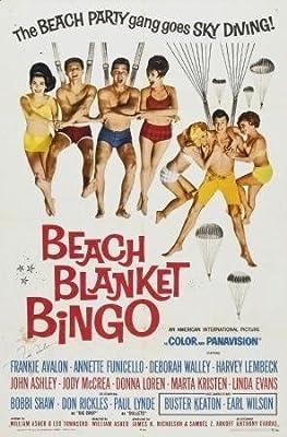 Beach Party Movie 11x17 Mini Poster 28cm x43cm