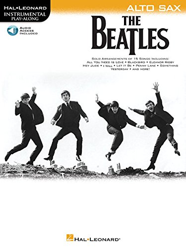 The Beatles - Instrumental Play-Along: Alto Sax (Hal-leonard Instrumental Play-along)
