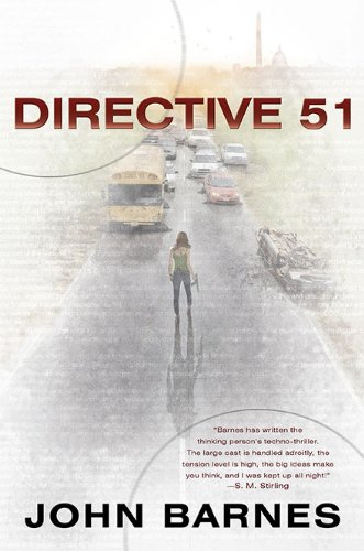 Directive 51 (A Novel of - 51 Squared