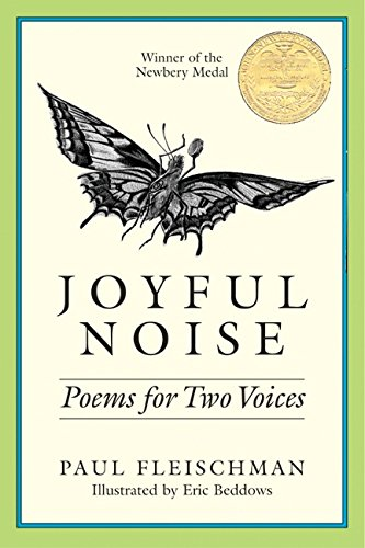 Joyful Noise:Poems F/Two Voices