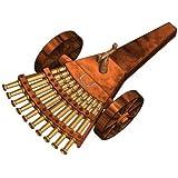 Edu-Toys  Leonardo Da Vinci   Multi-Barreled Cannon