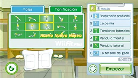 Wii Fit Plus: nintendo wii: Amazon.es: Videojuegos