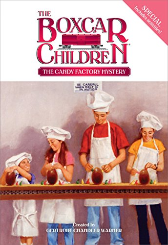 The Candy Factory Mystery (Boxcar Children Mystery & Activities Specials #18)