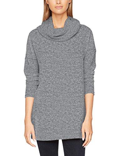S Long Only Knt Pull Light L Onlida Femme Melange Grey Pullover Gris TtTwq1