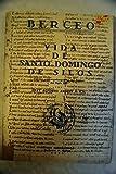 Vida de Santo Domingo de Silos: Edicion Critico-Paleographica del Codice del Siglo XIII