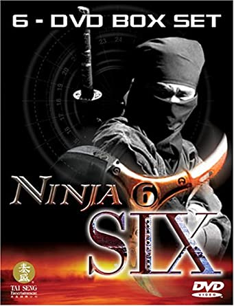 Amazon.com: Ninja Six: Alexander Lou, Yasuaki Kurata: Movies ...
