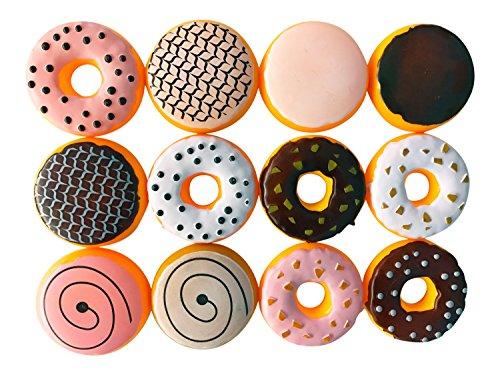 Piece Assorted Donuts Pretend Dozen