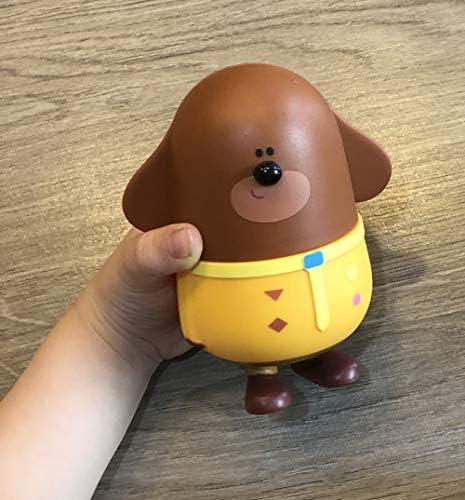 Hé duggee écureuil Figurine Set avec duggee /& friends 6 figurine Pack