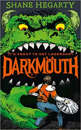 Image result for darkmouth book