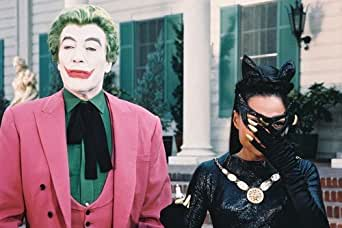 Cesar Romero The Joker Eartha Kitt Catwoman #2 Batman