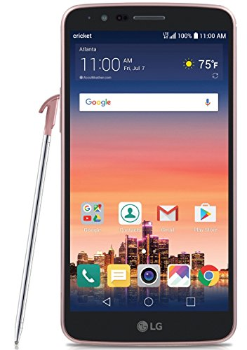 LG Stylo 3 Unlocked 4g Lte USA Latin Caribbean (Cricket) Gsm 5.7