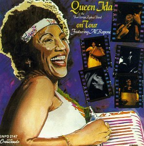 Queen Ida & The Bon Temps Zydeco Band: On Tour by GNP Crescendo Records
