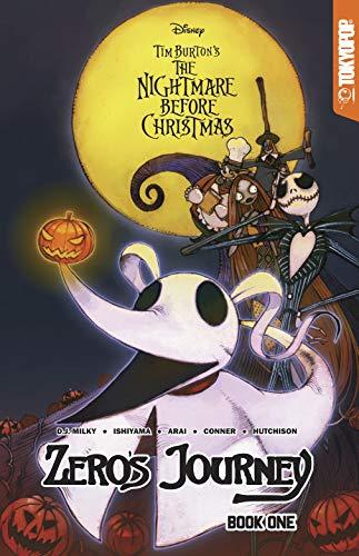 Disney Manga: Tim Burton's The Nightmare Before Christmas -- Zero's Journey GN 1 (Disney Manga: Tim Burton's The Nightmare Before Christmas - Zero's Journey) -