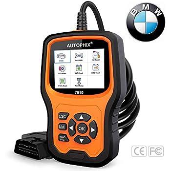 Amazon com: FOXWELL NT510 for BMW Automotive OBD2 Scanners
