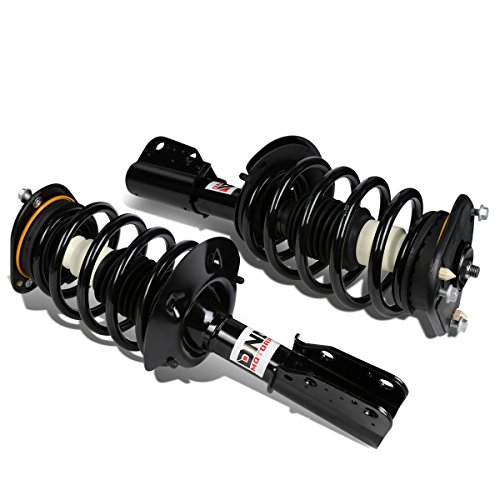 For Buick Lesabre/Cadillac Deville Front Left/Right Fully Assembled Shock/Strut + Coil Spring 171685 181685 (Front Left Absorber Shock)