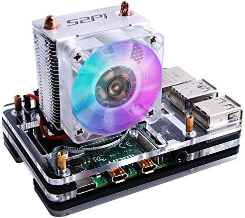 Acrylic cpu case _image2