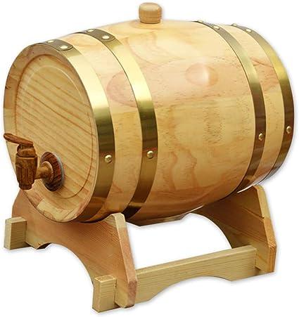 XWDQ Barril de Madera Fabricación de la Cerveza de Barril de ...