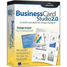Summitsoft Business Card Studio 2.0 [Old Version]