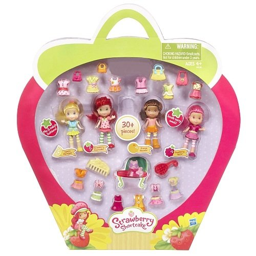 Review Strawberry Shortcake Mix &