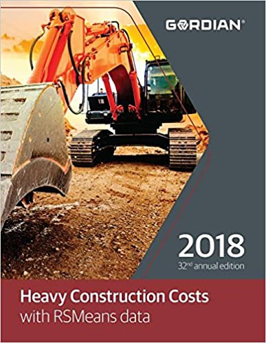 Heavy Construction Costs with RSMeans Data 2018 (Means Heavy