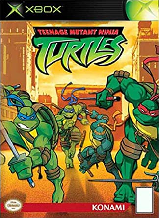 Teenage Mutant Ninja Turtles (Xbox) [Importación Inglesa ...
