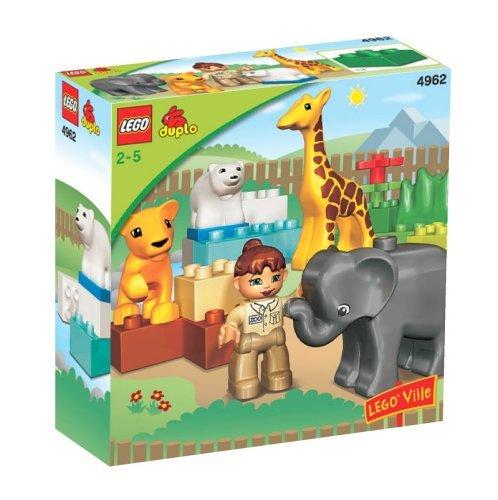 LEGO Duplo Ville Baby Zoo V70 (4962), Baby & Kids Zone