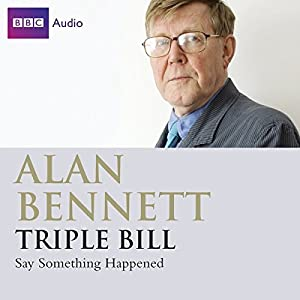Say Something Happened (Dramatised) Radio/TV Program