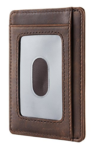 Buy leather wallet mens