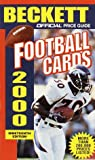 The Official Price Guide to Football Cards 2000, James Beckett, 0676601839