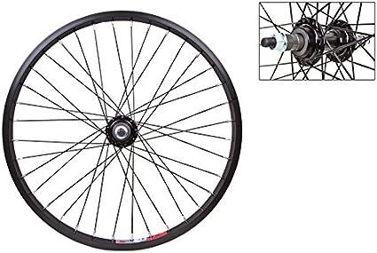 Wheel Master Weinmann DM30 Rear Wheel 36H 20 x 1.75 3//8 All-Silver