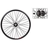 Wheel Master Rear Bicycle Wheel 20 x 1.75 36H, Alloy, Bolt On, Black
