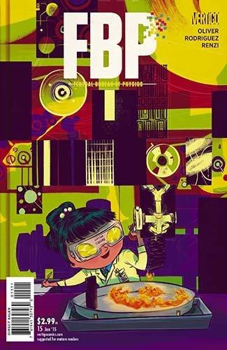 Download Fbp Federal Bureau of Physics #15 ebook