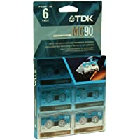 TDK Microcassette Multi-pack