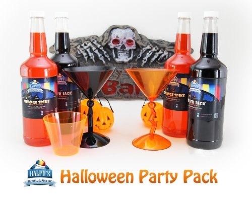 Halloween Party Punch Syrup ()