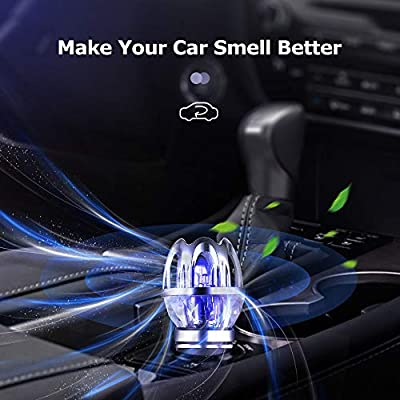 Amazon.es: VADIV Purificador de Aire Coche Iónico, Desodorante ...