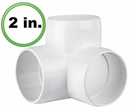 2 3 Way Elbow Pvc Fitting Connector Pipe Fittings Amazoncom