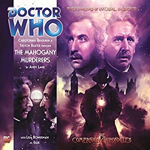 Doctor Who - The Companion Chronicles - The Mahogany Murderers Audiobook