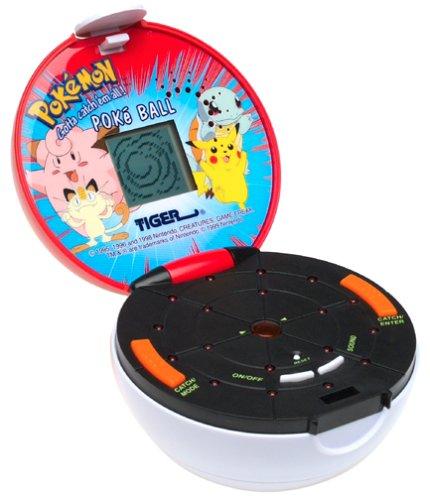 Pokemon Poke Ball Electronic Ball Game by tiger electronics (Image #2)