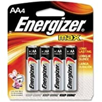 ENERGIZER Energizer MAX AA 4pk / E9BP-4 /