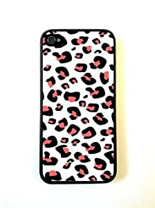 Coral Leopard iphone 5s Case - For iphone 5s - Designer TPU Case Verizon AT&T...
